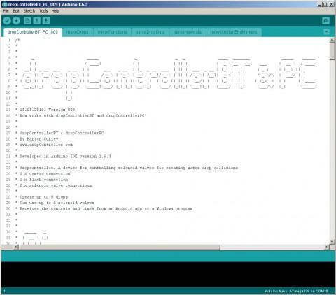 Arduino_IDE_dropControllerBT&PC