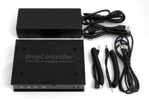 dropController. The most advanced water drop system available.