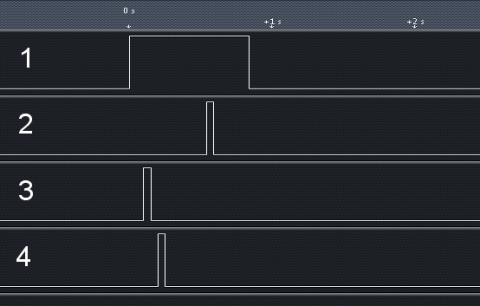 dropController drop sequence - 2 drops